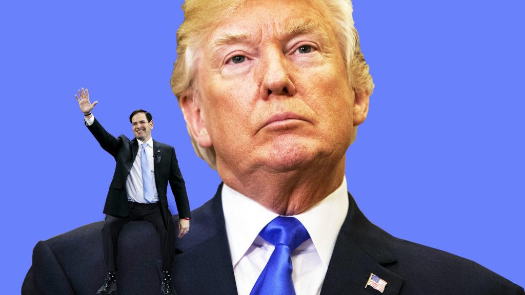 Marco Rubio presiona a Trump para que invada a Venezuela | Red Radio ®