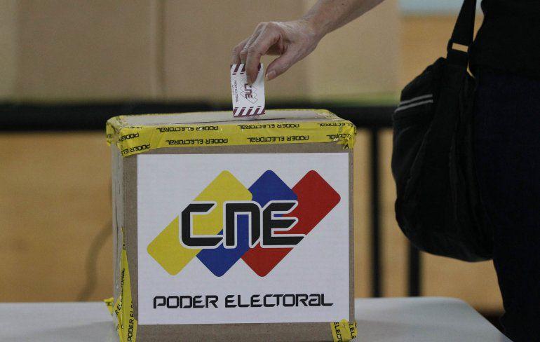 Votar en Venezuela