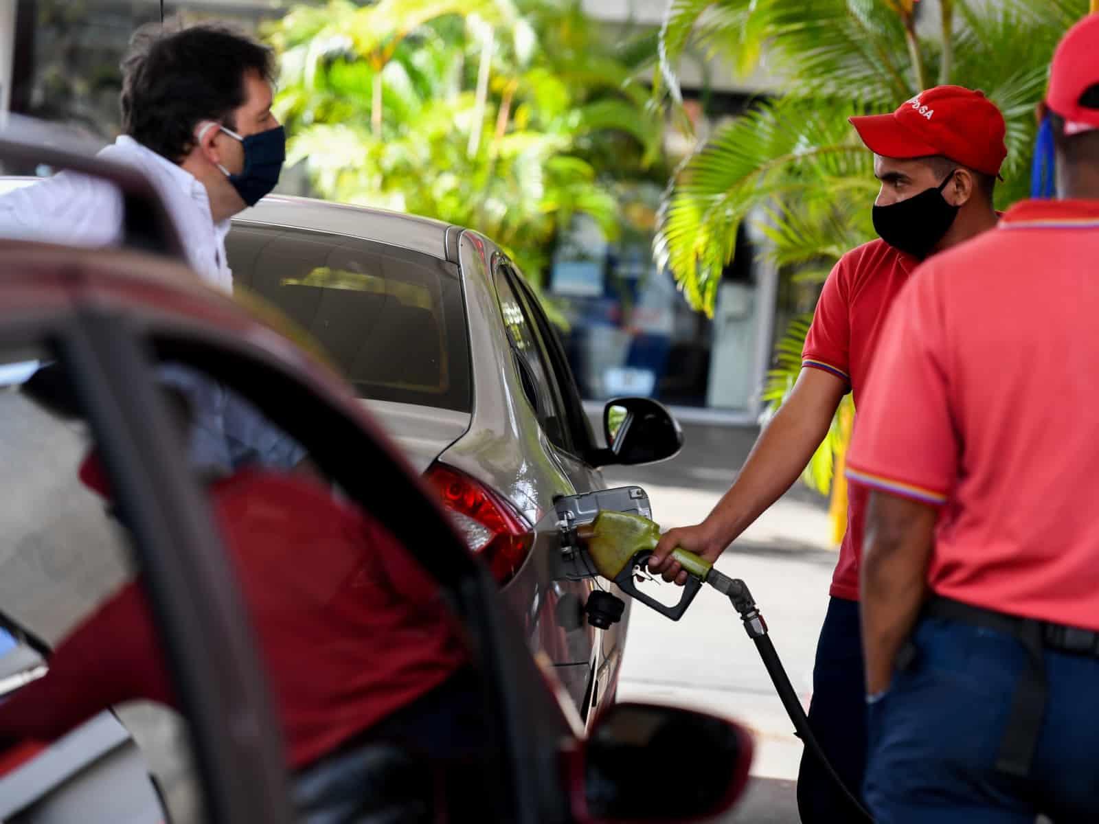 la gasolina