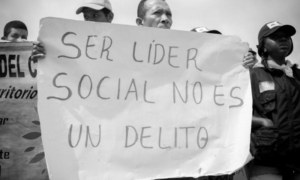 líder social