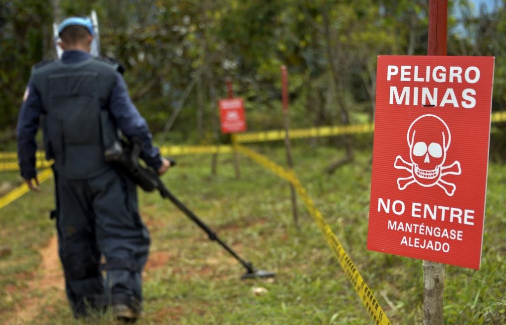Antipersonnel mines