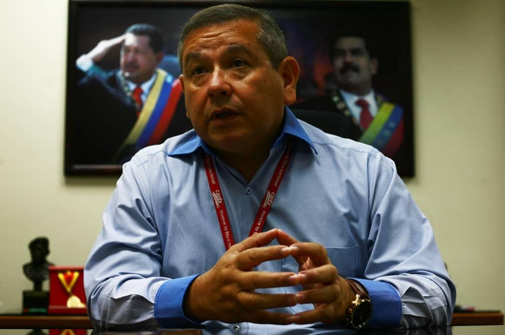 Jesús Aldana Cantv