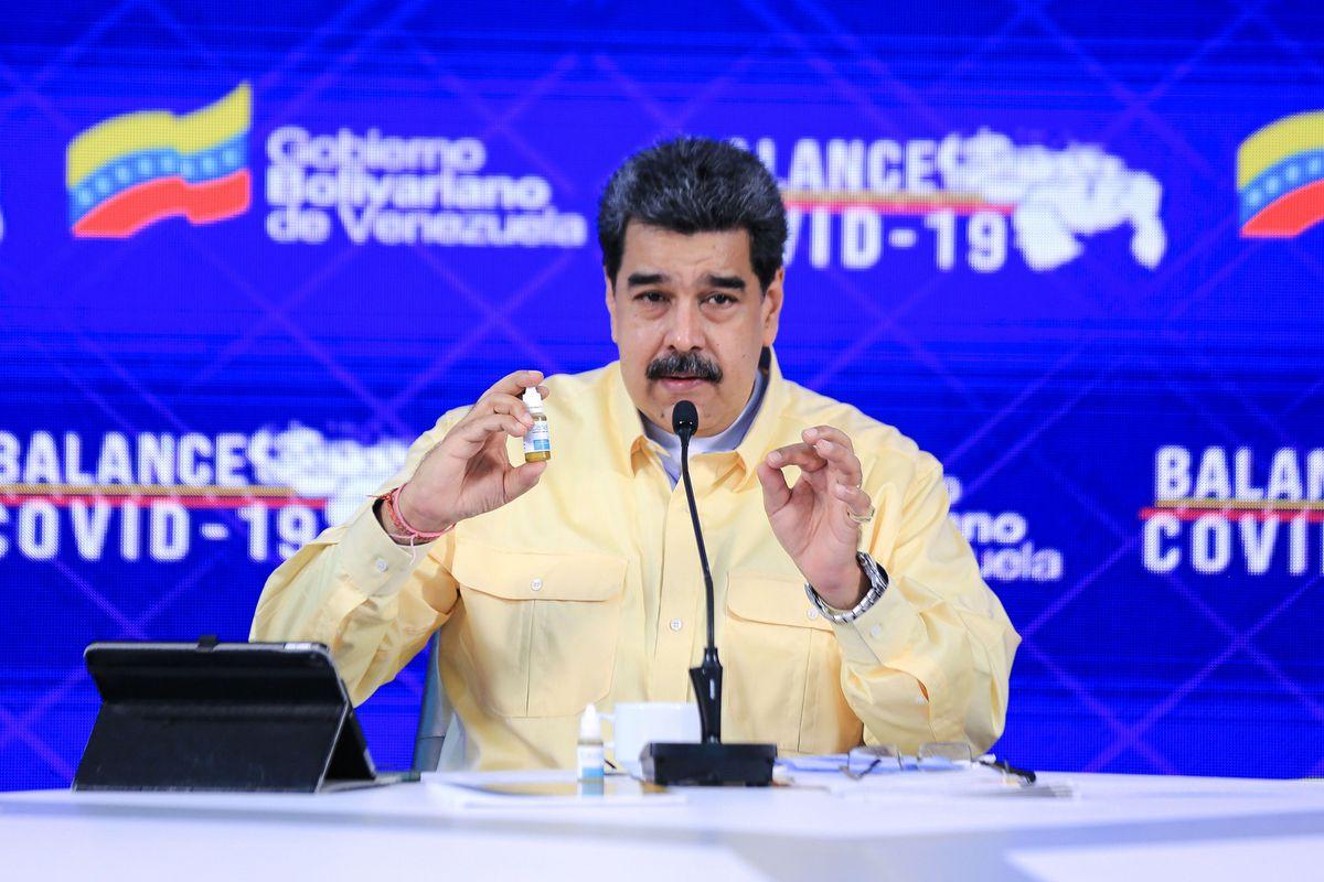 Carvativir Maduro