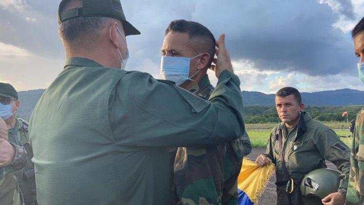 8 militares liberados