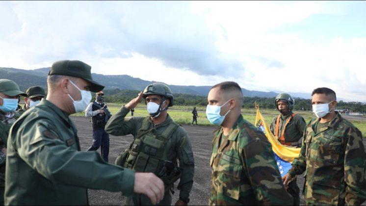 militares liberados caracas