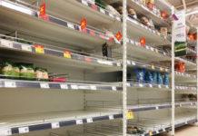 Efectos de la pandemia: Pobreza, escasez de alimentos e inflación en EE.UU.